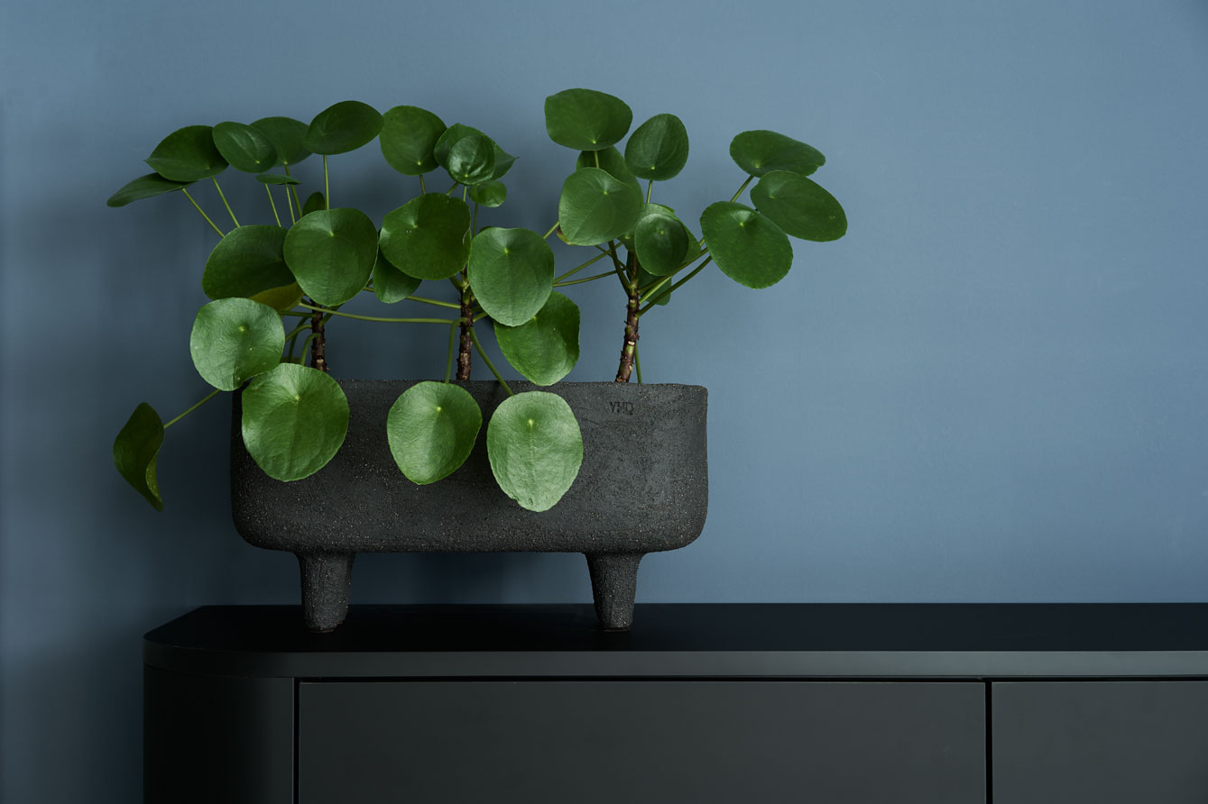 Handmade planters for MAS by YHD