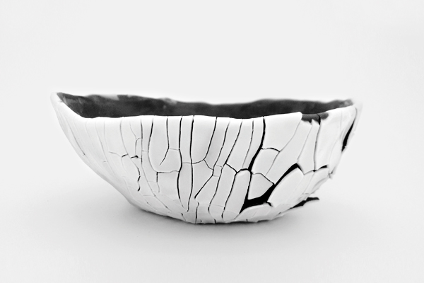 Combining porcelain and stoneware experiment by YHD