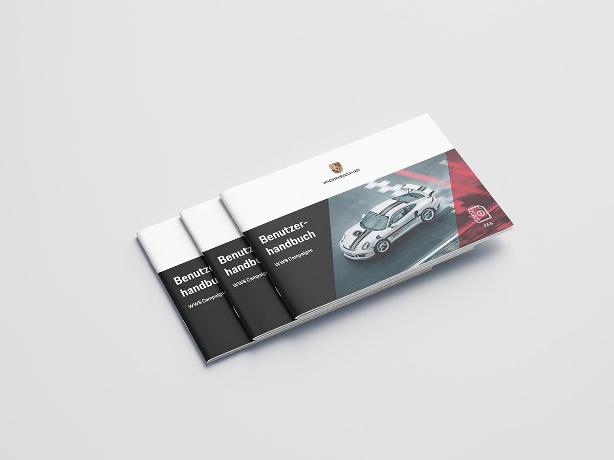 User Manual for Porsche Employees